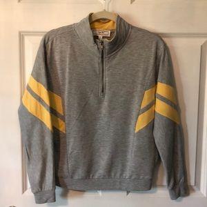 NWOT Gray Sweatshirt